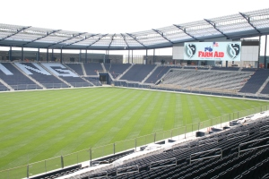 Farm Aid 2011 will be held at LIVESTRONG Sporting Park in Kansas City, Kan