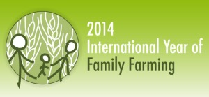 The 2014 International Year of Family Farming (IYFF) aims to raise the profile of family farming and smallholder farming by focusing world attention on its significant role in eradicating hunger and poverty, providing food security and nutrition, improving livelihoods, managing natural resources, protecting the environment, and achieving sustainable development, in particular in rural areas. The goal of the 2014 IYFF is to reposition family farming at the centre of agricultural, environmental and social policies in the national agendas by identifying gaps and opportunities to promote a shift towards a more equal and balanced development.  The 2014 IYFF will promote broad discussion and cooperation at the national, regional and global levels to increase awareness and understanding of the challenges faced by smallholders and help identify efficient ways to support family farmers.